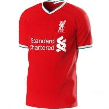 Домашняя игровая футболка Ливерпуля 2020-2021