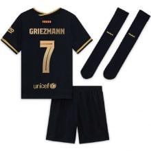Детская гостевая футбольная форма Гризманн 2020-2021
