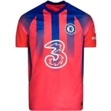 Третья игровая футболка Челси 2020-2021