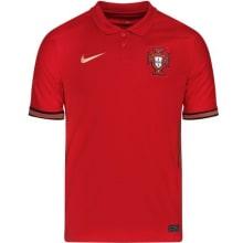 Домашняя футболка сборной Португалии на чемпионат Европы 20-21