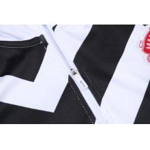Черно-белый костюм Манчестер Юнайтед 2021-2022 молния