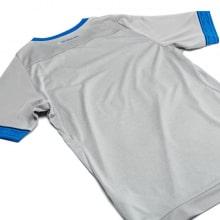 Гостевая игровая футболка Шальке 04 2018-2019 сзади