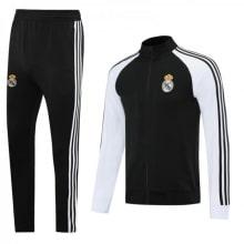 Черно-белый костюм Реал Мадрид 2020-2021