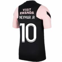Черно-розовая футболка NEYMAR JR ПСЖ 2021-2022