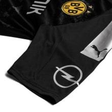 Детская гостевая форма Боруссии Марио Гетце 2019-2020 футболка рукав