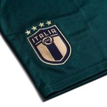 Третья футбольная форма сборной Италии 2019-2020 шорты Третий комплект детской формы Италии 2019-2020 футболка герб сборной