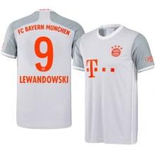 Гостевая футболка Баварии 2020-2021 Роберт Левандовски