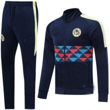 Темно синий костюм сборной Колумбии по футболу 2020-2021