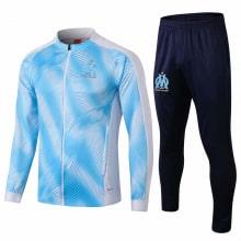 Сине голбой костюм Марселя по футболу 2020-2021