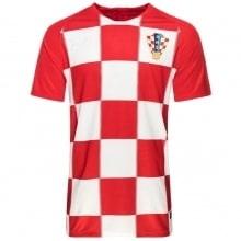 Домашняя футболка сборной Хорватии на чемпионат мира 2018