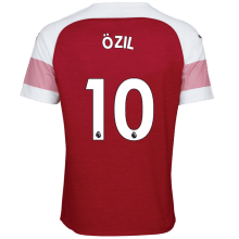 Домашняя футболка Арсенала Месут Озил номер 10 2018-2019