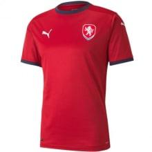 Домашняя футболка Чехии на Чемпионат Европы 2020-21