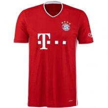 Комплект взрослой домашней формы Баварии 2020-2021 футболка