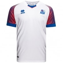 Гостевая футболка сборной Исландии на чемпионат мира 2018