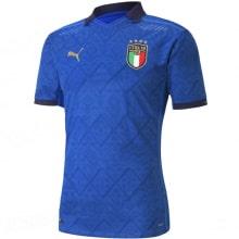Домашняя футболка сборной Италии Спинаццола на Чемпионат Европы 2020