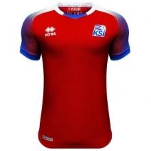 Вратарская футболка сборной Исландии на чемпионат мира 2018