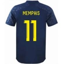 Третья игровая футболка Лион MEMPHIS DEPAY 2020-2021