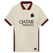 Гостевая игровая футболка Ромы 2020-2021