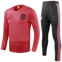 Детский тренировочный костюм Манчестер Юнайтед 2018-2019