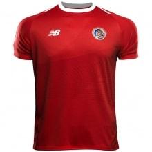 Домашняя футболка сборной Коста-Рики на чемпионат мира 2018