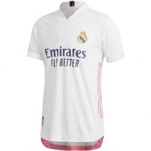 Домашняя аутентичная футболка Реал Мадрид 2020-2021