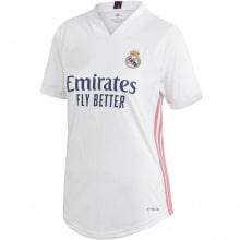Женская домашняя футболка Реал Мадрид 2020-2021