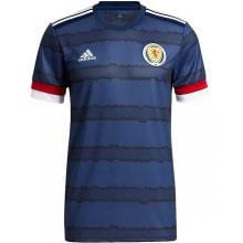 Гостевая футболка Шотландии на ЕВРО 2020-2021