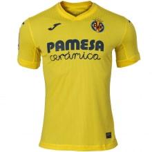 Домашняя игровая футболка Вильярреал 2020-2021