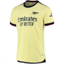 Гостевая игровая футболка Арсенала 2021-2022