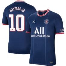 Домашняя футболка ПСЖ 2021-2022 Неймар