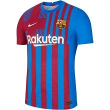 Домашняя аутентичная футболка Барселоны 2021-2022