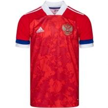 Домашняя футболка России на Чемпионат Европы 2020-21