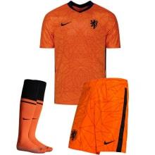 Домашняя футбольная форма Голландии ЕВРО 2020-2021