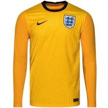 Вратарская домашняя футболка сборной Англии на ЕВРО 2020-21