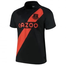 Гостевая игровая футболка Эвертон 2021-2022