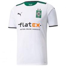 Домашняя игровая футболка Боруссии Менхенгладбах 2021-2022