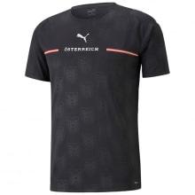 Третьтя игровая футболка сборной Австрии на ЕВРО 20-21