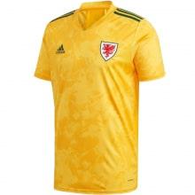 Гостевая футболка Уэльса на Чемпионат Европы 2020-21