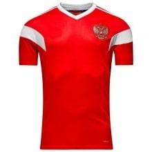 Домашняя футболка сборной России на чемпионат мира 2018