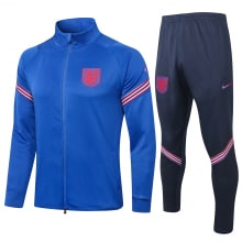 Синий костюм сборной Англии по футболу 2021-2022