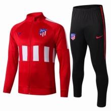 Красно-черный костюм Атлетико Мадрид 2021-2022