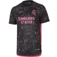 Третья аутентичная футболка Реал Мадрид 2020-2021