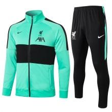Мятный спортивный костюм Ливерпуля 2021-2022