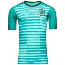 Вратарская игровая футболка сборной Испании на ЧМ 2018