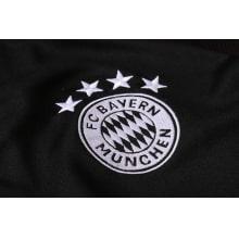 Черный спортивный костюм Бавария 2021-2022 герб клуба