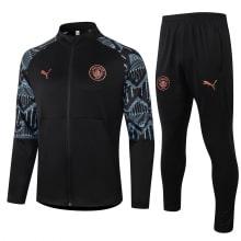 Черный костюм Манчестер Сити 2021-2022