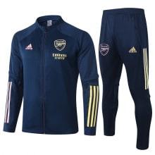 Синий спортивный костюм Арсенал 2021-2022