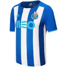 Домашняя игровая футболка Порту 2021-2022