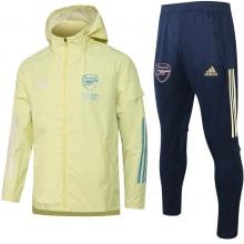 Сине-желтый спортивный костюм Арсенала 2021-2022