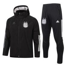 Черный костюм сборной Аргентины по футболу 2021-2022